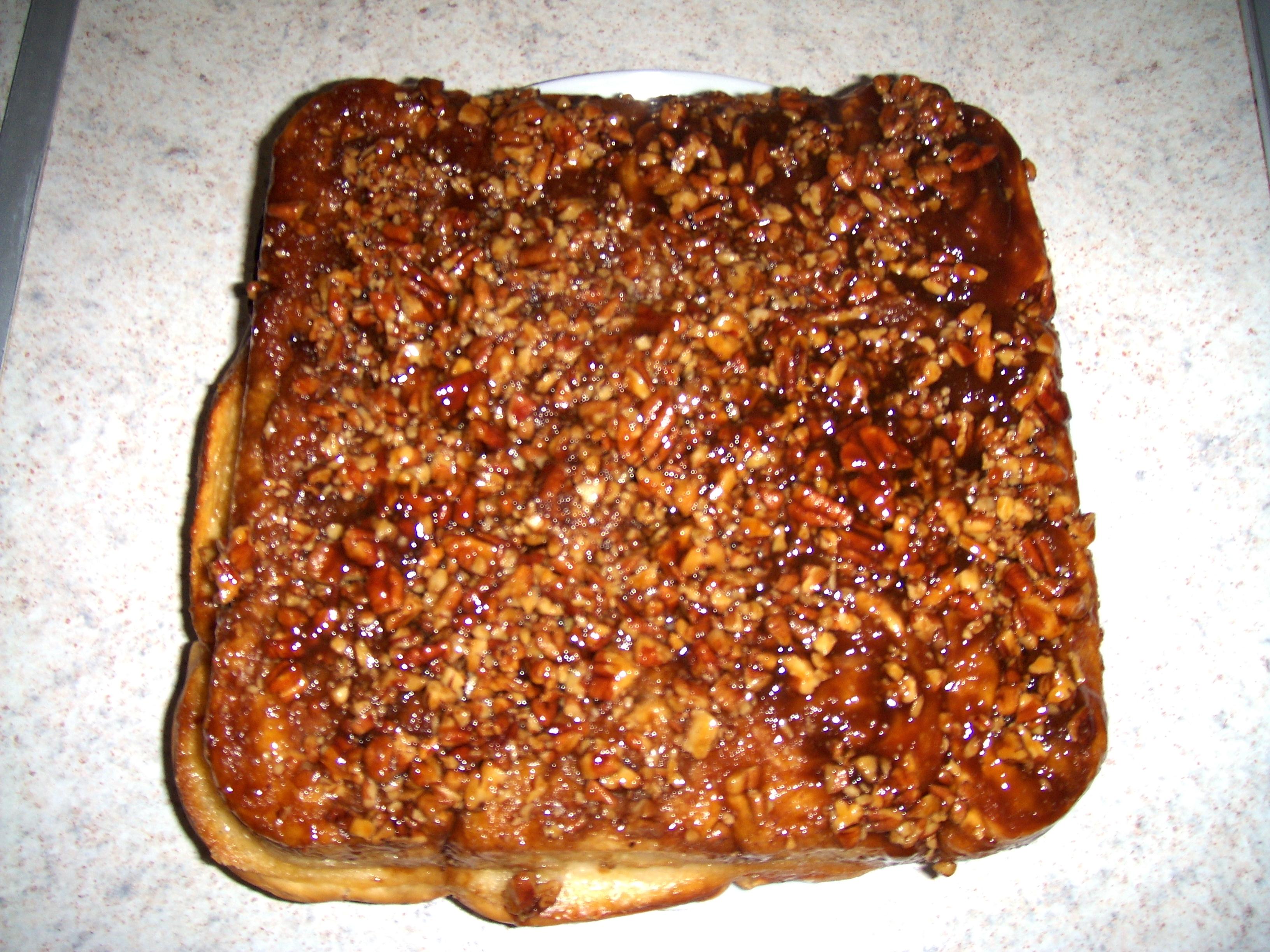 Darina Allen Coffee Cake